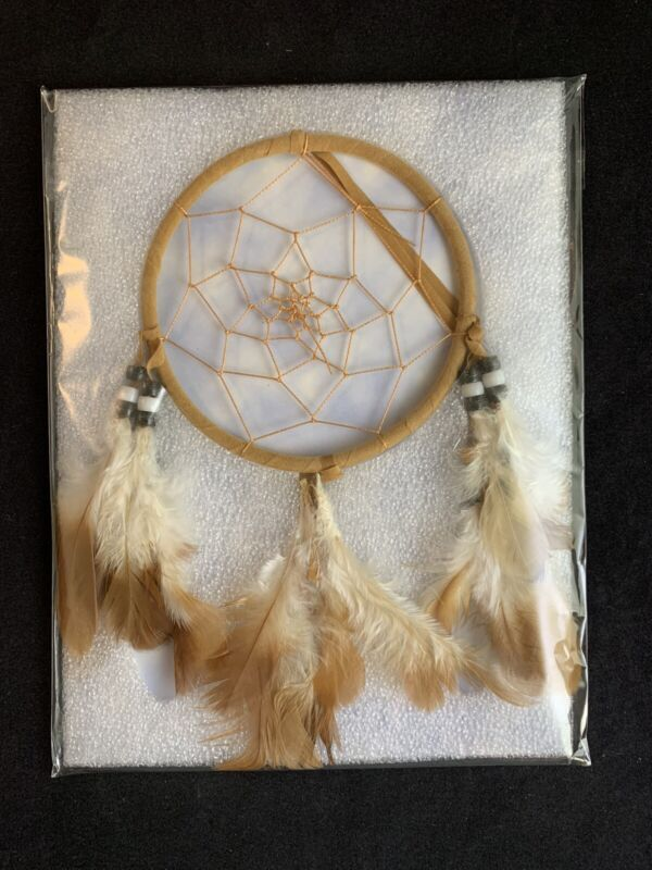 Vintage Native American Legend of the Dreamcatcher Collectible