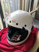 Retro-look Helmet Bell Bullitt XL Carlton Melbourne City Preview