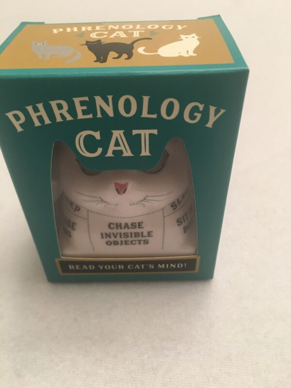Phrenology Cat - Read Your Cat
