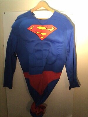 Men's size XXL Superman costume - DRESS UP or HALLOWEEN