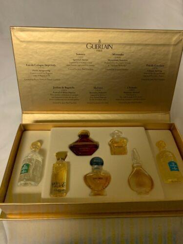 Guerlain collection miniature set