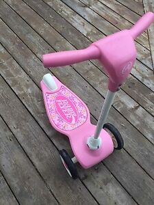Radio flyer girls scooter