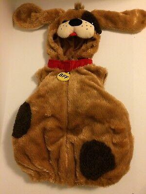 Toddler Halloween Customes (Infant Toddler Halloween Costume Brown Dog Custom 12)