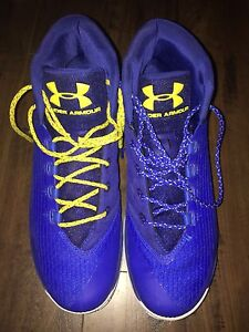Under armour curry 3's size 13
