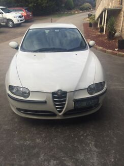2002 Alfa Romeo 2DR Selespeed Geilston Bay Clarence Area Preview