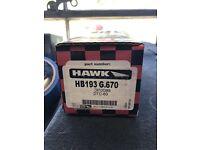 Hawk Performance HB192S.620 Disc Brake Pad
