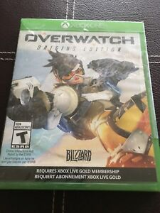 New Overwatch Origins Edition- XBox One Game