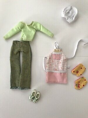 Only Hearts Club Ready to Wear Outfit, doll clothes, cooking, never played with for sale  Concord