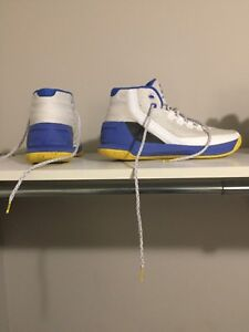 Jordan's and Curry 3 Basketball shoes
