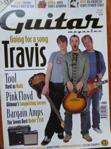 Guitar Magazine - July, 2001