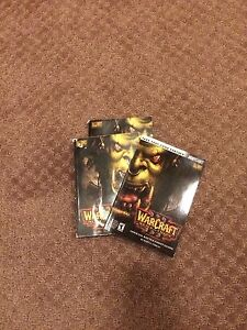 Warcraft 3 manual, Game guide, and Expansion guide