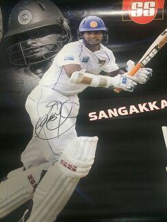 Cricket Memorabilia, Signed Merchandise Autograph. Rare Glenwood Blacktown Area Preview