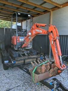 🎉 $165/Day DRY hire mini excavator Brighton Brisbane North East Preview