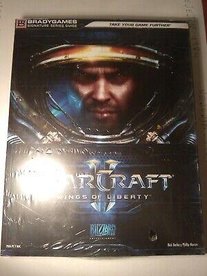 Usado, Guía oficial Starcraft 2 Bradygames español PRECINTADA PC Blizzard juego segunda mano  Blanes