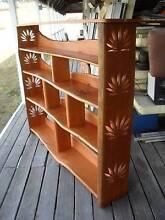 Cedar Bookcase, handcrafted Armidale City Preview
