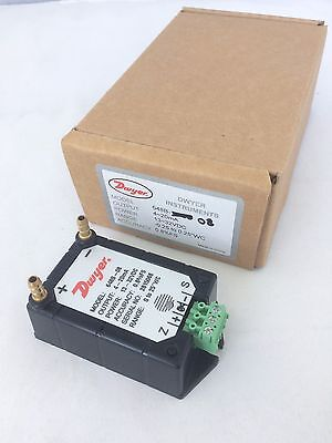 Dwyer 648b-08 Sensor Differential Pressure Transmitter