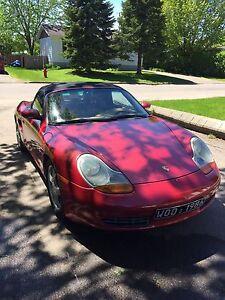 Porsche Boxter 2001