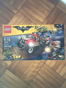 Brand new batman movie Lego set