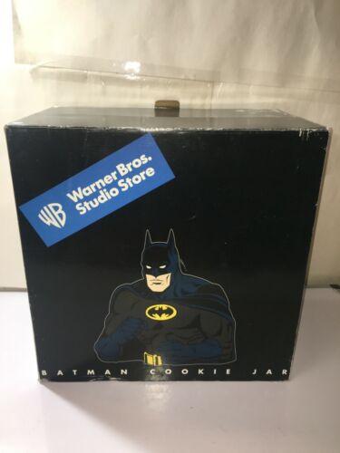 Warner Brothers 2000 Batman Cookie Jar—BRAND NEW, UNUSED