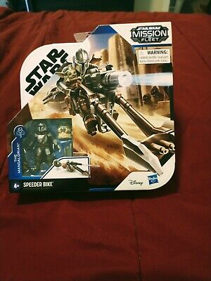 Star Wars: Mission Fleet Expedition Class The Mandalorian Action Figure