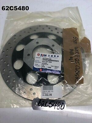 SYM Wolf 125 Scooter Std and kyoto Brake Shoes Front 2000-2001