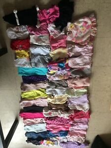 170 pieces of 3-6 month girl clothing