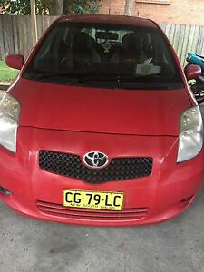 2006 Toyota Yaris Hatchback Auburn Auburn Area Preview