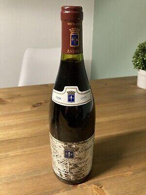 1991 Chambertin Clos De Beze Grand Cru Rotwein