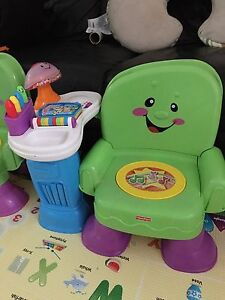 Fisher and price laught and learn musical chair Meadowbank Ryde Area Preview