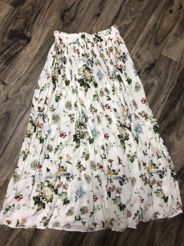Paade Floral Skirt Size 12