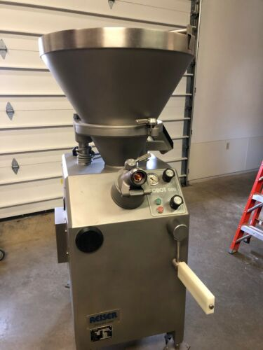 Reiser Vemag 500 Bakery Robot 128/90 Stuffer