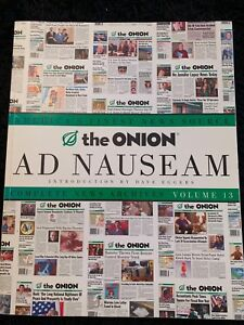 The Onion Complete News Archived Volume 13