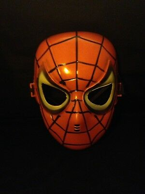 Kids Spiderman Mask Halloween Costume Party Cosplay Prop Marvel Superhero - Spiderman Masks