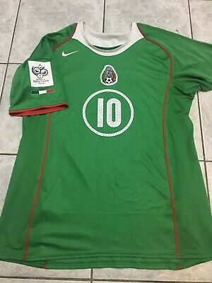 d5cd3aca565 Men - Mexico National Soccer Jersey - 6 - Trainers4Me