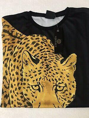 T Shirt Large Unisex - Versace