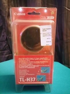 Canon TL-H37 1.5x Tele-converter Lens 37mm thread