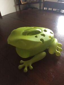 Boon Bathtub toy storage Frog!