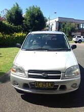SUZUKI IGNIS 2005 Automatic Redhead Lake Macquarie Area Preview
