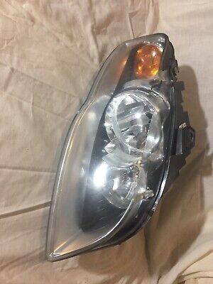 2006 2007 2008 2009 Audi A4 Headlight Passenger Side Headlight OEM w/ Bulbs
