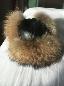 Authentic Russian fur hat for Women