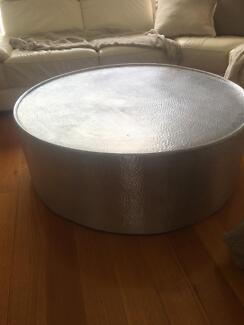 Freedom Drum Coffee Table As New