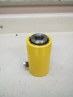 Enerpac Rc-151 1 Stroke 15 Ton 10000 Psi Single Acting Hydraulic Cylinder Used