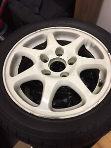 Integra type r wheels rims