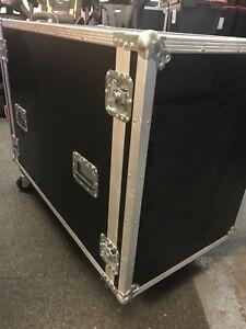 14U Computer Server Rackmount Flight Case