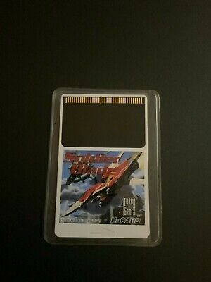 Soldier Blade (TurboGrafx-16, 1992) HuCard Only, North American English Version