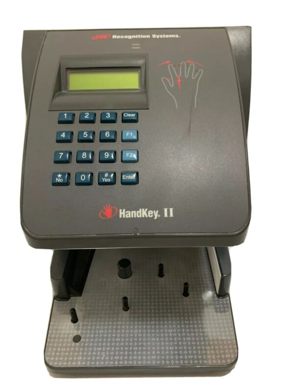 Schlage Recognition Systems HandKey II F Series Hand Reader HK2-F3