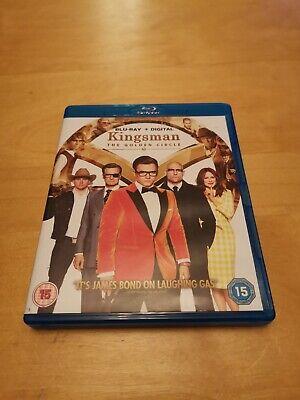 Kingsman The Golden Circle Blu-Ray
