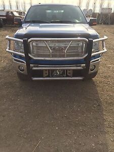 Grill guard for 2009-2014 F-150