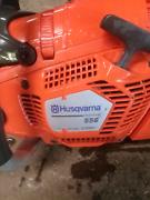 Husqvana 556 chainsaw Legerwood Dorset Area Preview