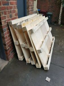 5x FREE Excellent Quality Wooden Pallets